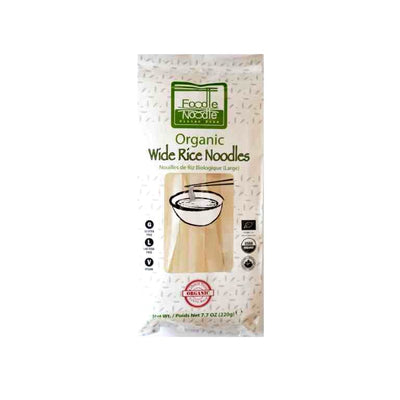 Natural Efe | Organic Wide Rice Noodles