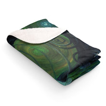 Beauty Sherpa Fleece Blanket