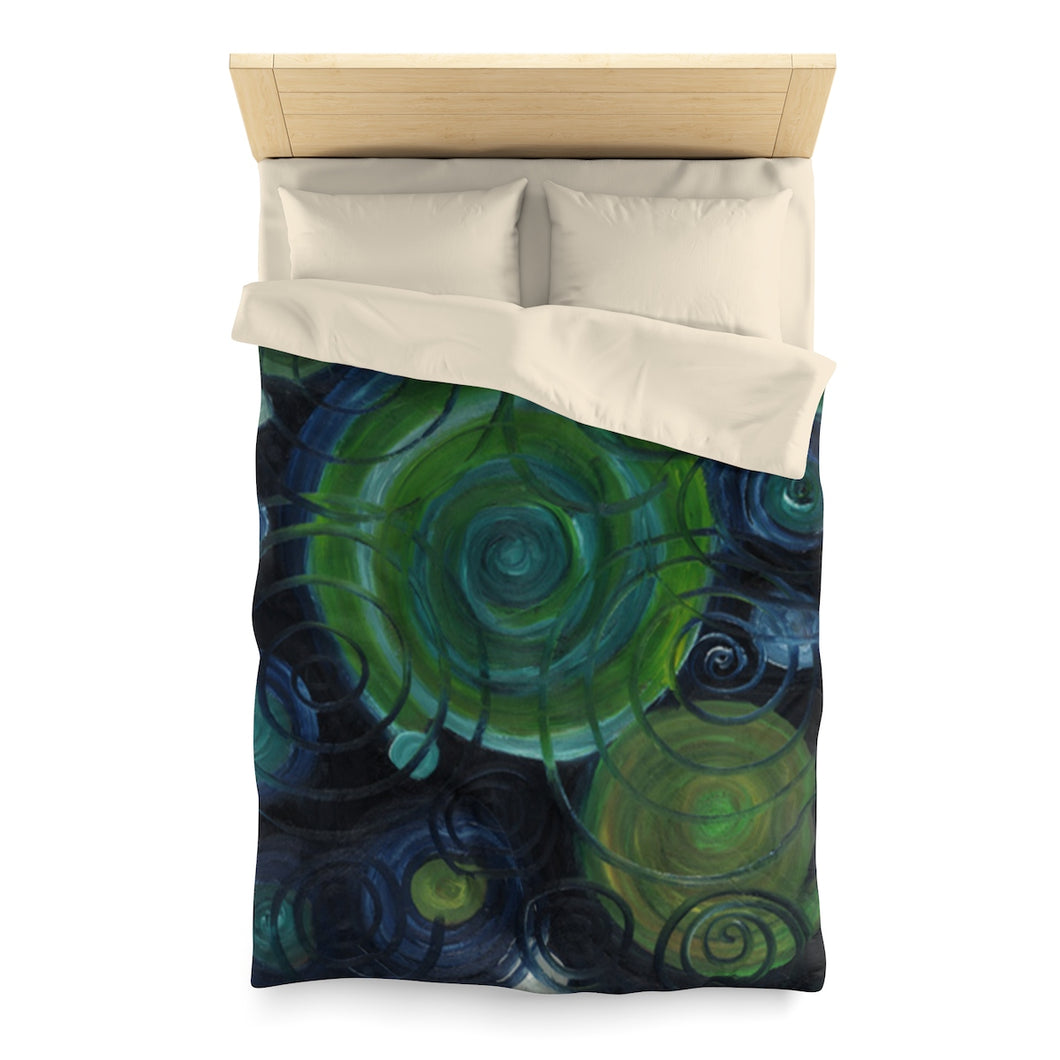 Beauty Microfiber Duvet Cover