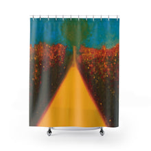 Follow your Intuition (Tree of Knowledge) Shower Curtain