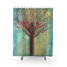 Believe in Yourself (Tree of Life) Shower Curtain