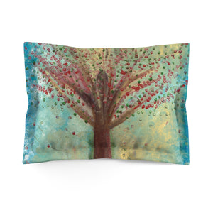 Believe in Yourself (Tree of Life) Microfiber Pillow Sham