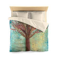 Believe in Yourself (Tree of Life) Microfiber Duvet Cover