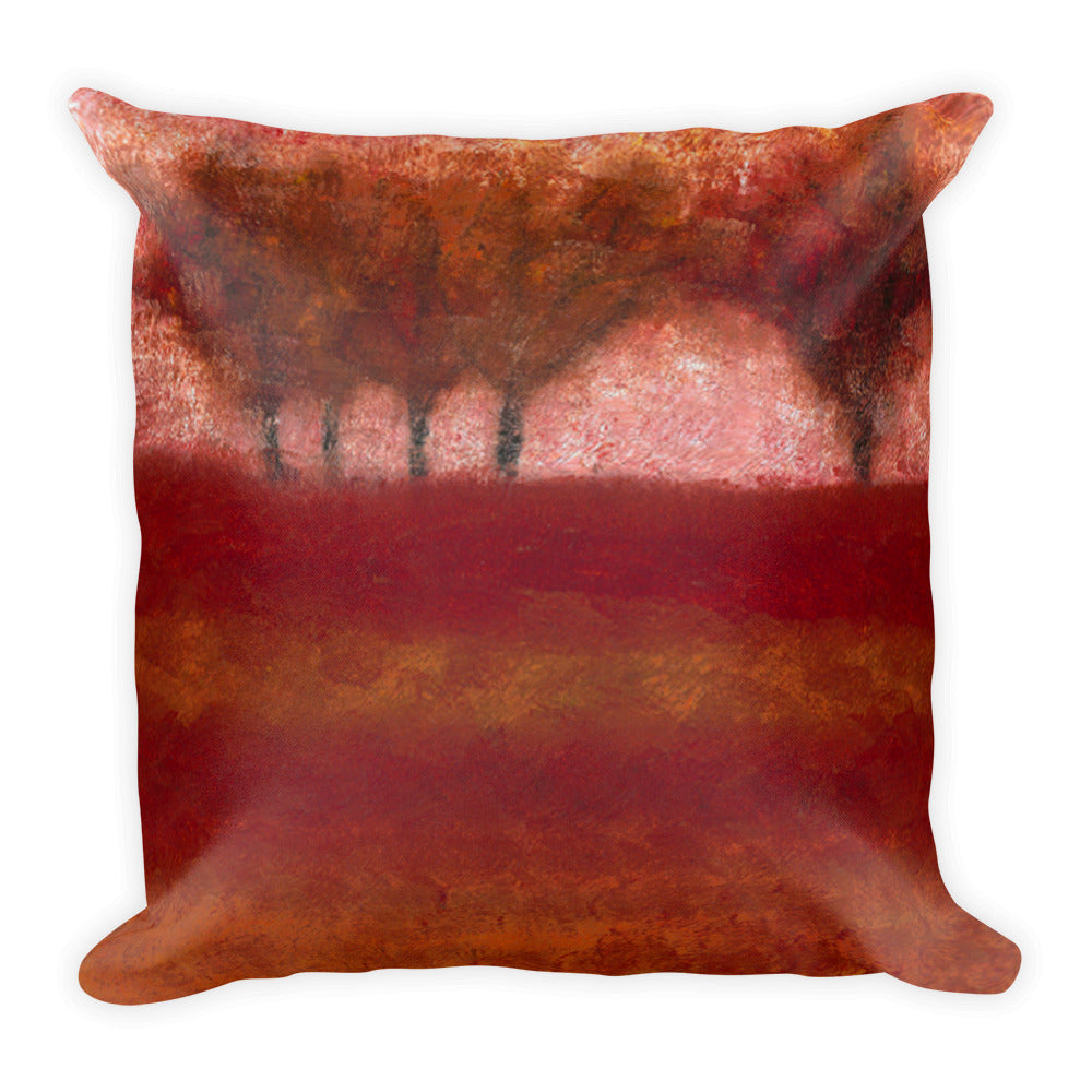 Desire Square Pillow