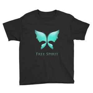 The Free Spirit Youth Short Sleeve T-Shirt