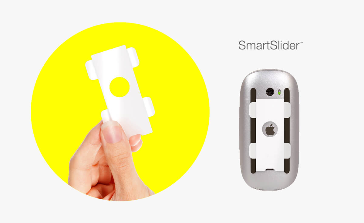 Smart Slider for Apple Magic Mouse