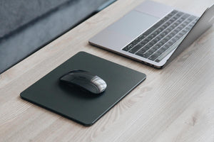 PureShape mousepad for Apple Mouse - Dark Gray
