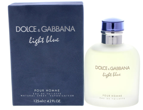 D&G Light Blue M 4.2 EDT
