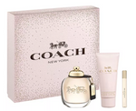 Coach New York Travel/Gift Set