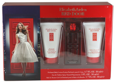 Elizabeth Arden Red Door Gift/Travel Set
