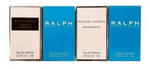 Ralph Lauren 4 Piece Travel Set