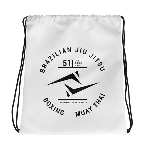 Greatest Show Drawstring Bag