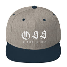 Load image into Gallery viewer, OSS 6-Panel Snapback