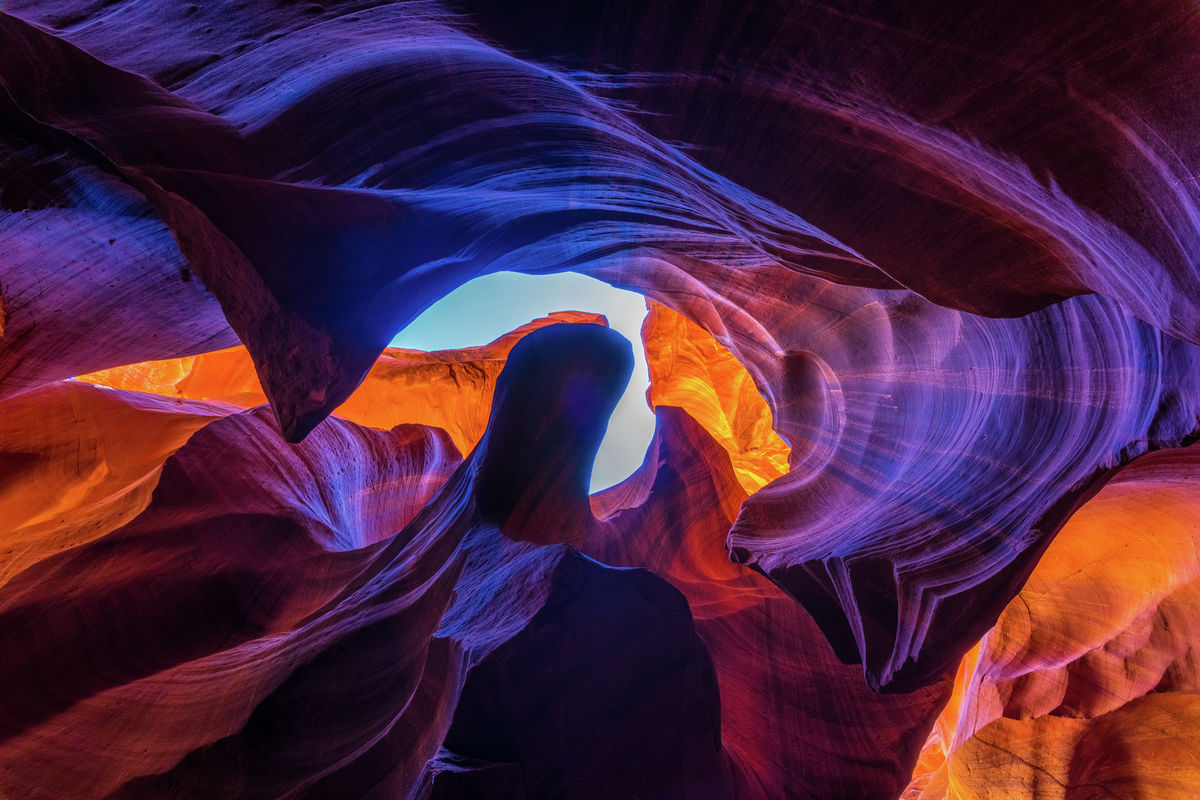 Arizona - Upper Antelope Canyon - 02