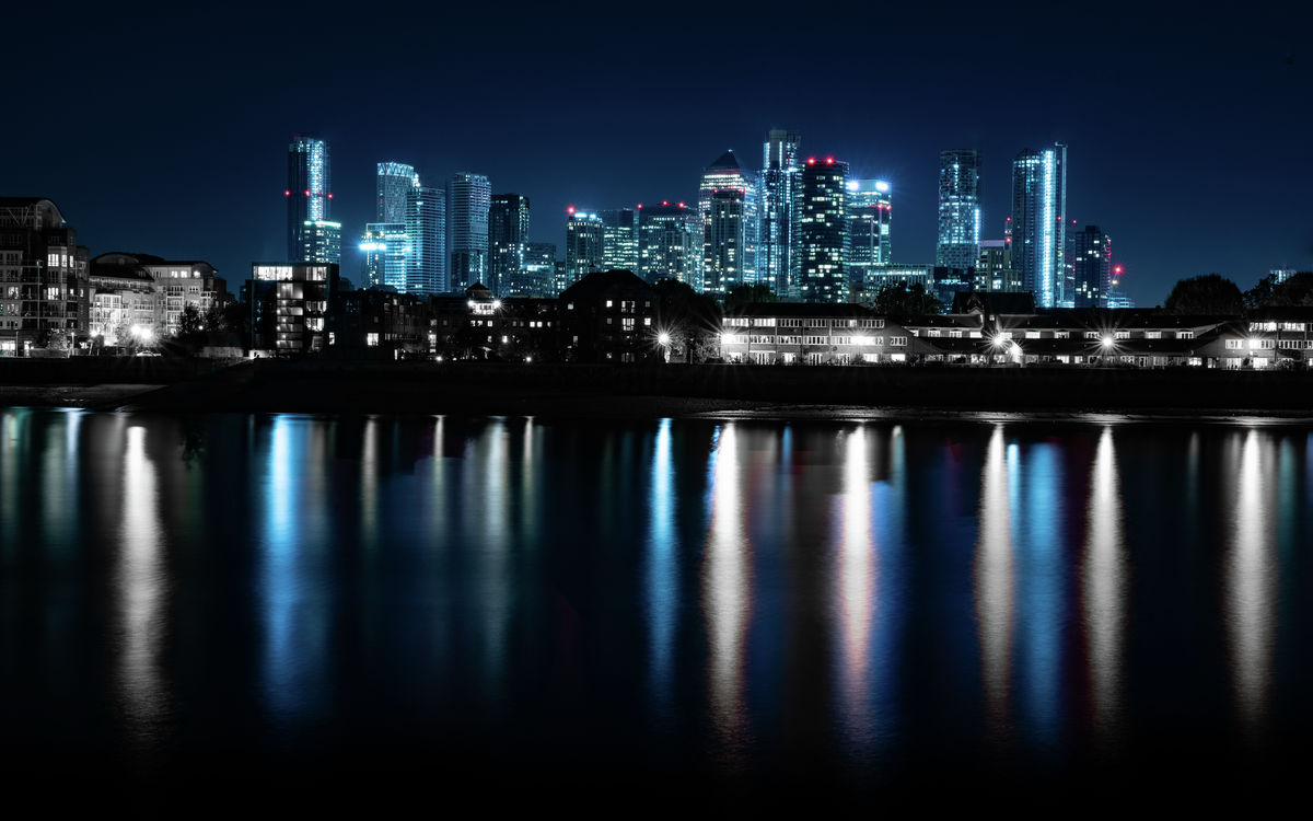 London - Canary Wharf 02
