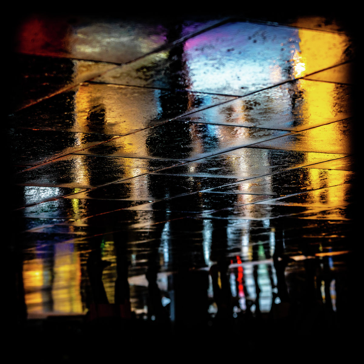 Rain Reflection 09