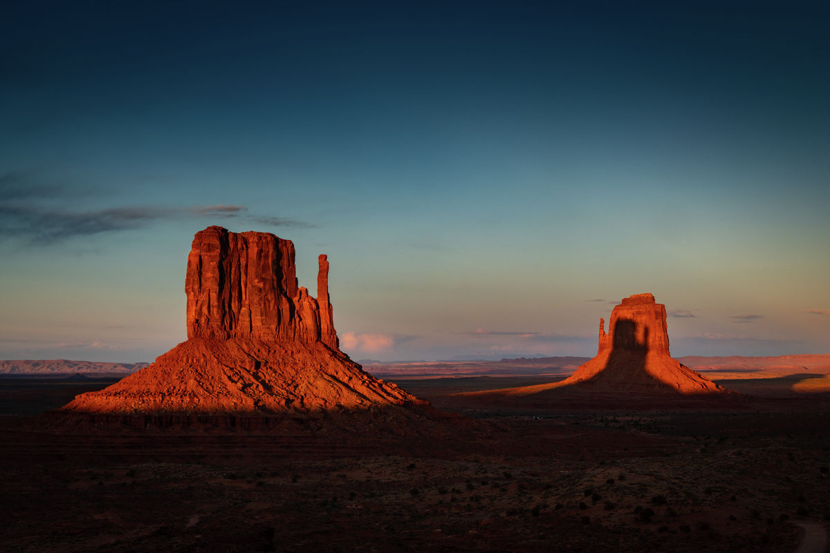 Utah - Monument Valley - East Mitten