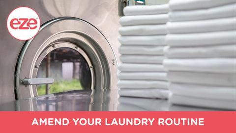 Amend Your Laundry Routine