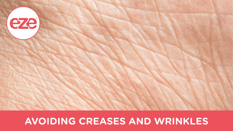 Avoiding Creases and Wrinkles
