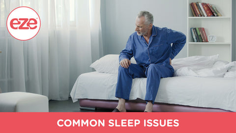 Common Sleep Issues for Older People