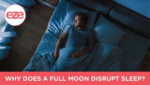 Why Does a Full Moon Disrupt Our Sleep?
