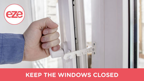 Keep Your Windows Closed