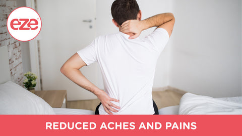 Reduced Aches & Pains
