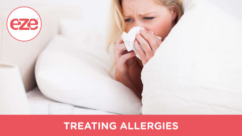 Treating Allergies to Help with Snoring