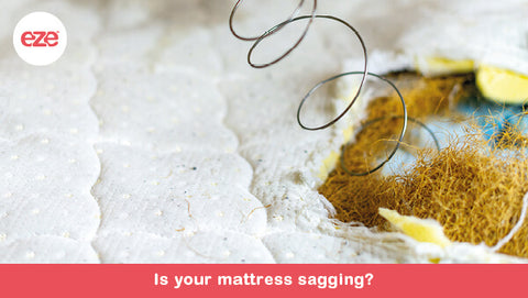 Is Your Mattress Sagging?