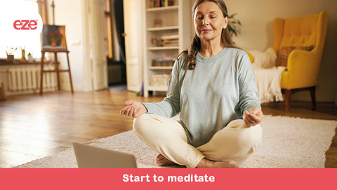 Meditate Before Bed