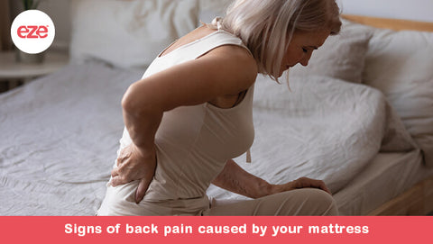 Signs Your Mattress Is Affecting Your Back