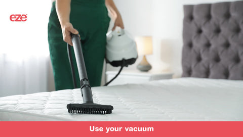 Use Your Vacuum