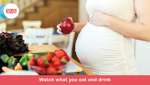 Watch What You Eat & Drink