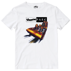 Theme Park Officially Licensed Tee by Seven Squared with all profits to Safe In Our World