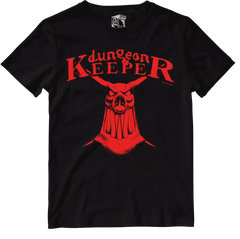 Dungeon Keeper Officially Licensed Tee by Seven Squared with all profits to Safe In Our World