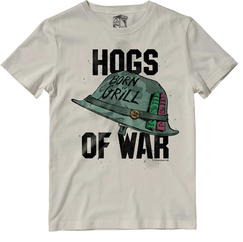 Hogs of War - Piggy Warfare at the double. Attention!