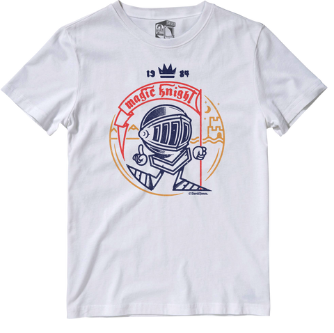 Magic Knight Tee by Seven Squared