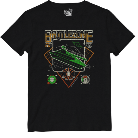 Battlezone Officially Licensed Tee by Seven Squared #KeepingTheGameAlive