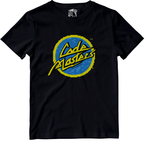 Codemasters Icon 80s Logo Tee by Seven Squared #KeepingTheGameAlive