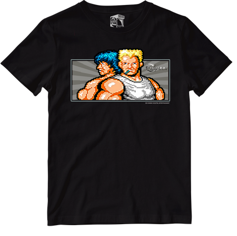 Seven Squared X Urban Officially Licensed Contra Tee #KeepingTheGameAlive