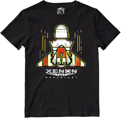 """Xenon 2 """"SHIP"""" Officially Licensed Tee by Seven Squared #KeepingTheGameAlive"""
