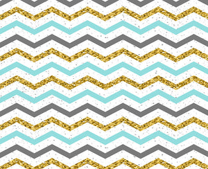 Stripes Background Wavy Shapes Backdrop