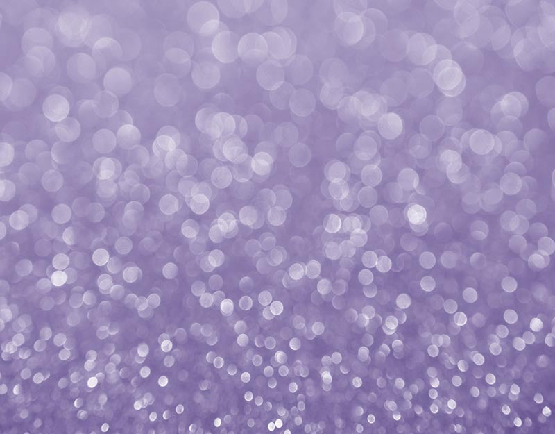 Purple sequins background bokeh backdrop