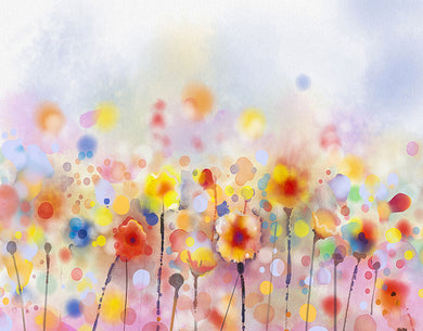 Flower Background Fine Art Backdrop
