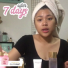 Amaranth GlutaNac Reviews - Lianne Perez 7 days Amaranth Gluta Nac