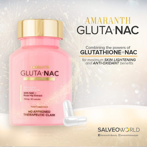 Image of GlutaNac - Skin Lightening, Anti-Aging & Detox