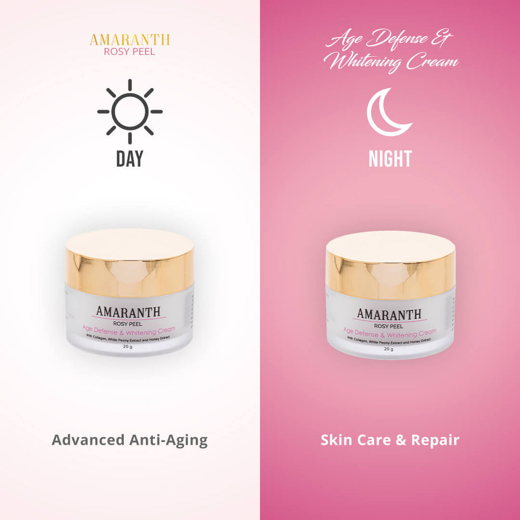 Amaranth Rosy Peel Beauty Set - Ultimate Beauty Regimen
