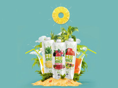 H2coco adds juice range