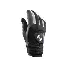 Under Armour Coldgear Golf Glove Pair - Black