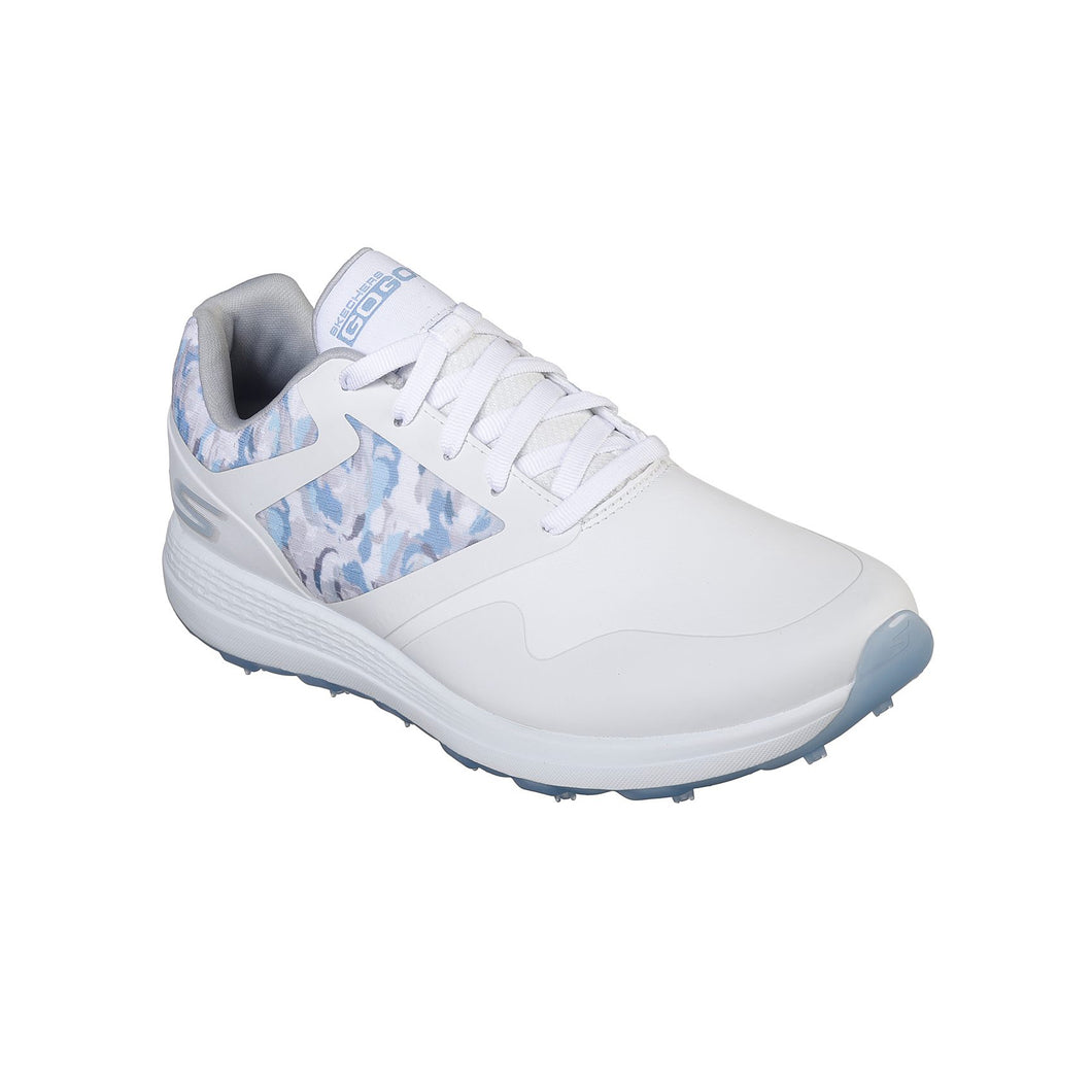 Skechers Ladies Max-Draw - White/Blue